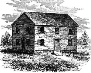 Salem Village Meeting House