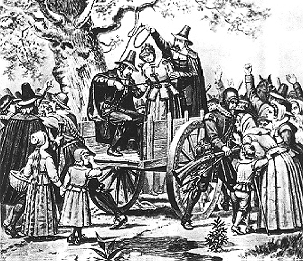 Andover, Massachusetts and the Salem Witch Trials