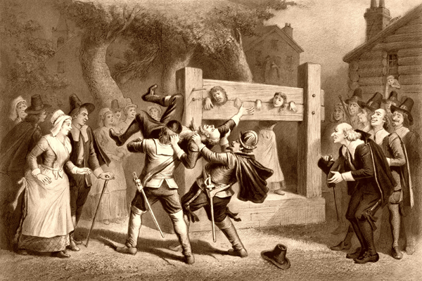 The Salem Witchcraft Hysteria - Events, History, and Information