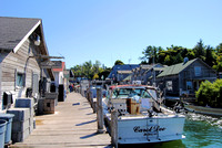 Fishtown in Leland, MI. Photo by Kathy Weiser-Alexander.
