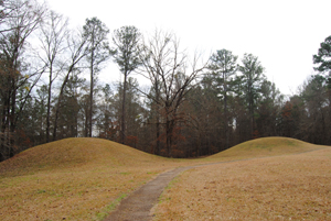 Bynum Mounds, Mississippi