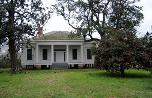 Coker House, Battle of Champion Hill, Kathy Weiser-Alexander 2013