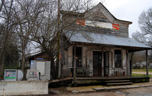 Gibbs Store in Learned, Mississippi