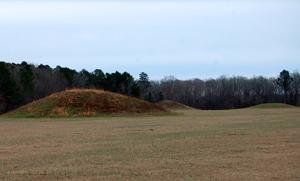 2220692. Pharr Mounds, prehistoric Indian Mounds, Natchez Trace ...