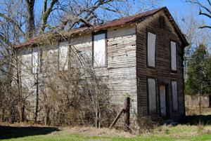Masons' Building, Rodney, Mississippi