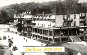 First Elms Hotel in 1898