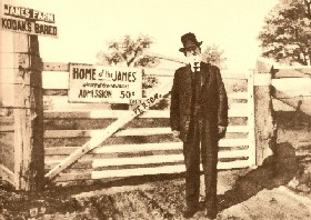 Buy Here Pay Here Huntsville Alabama >> Haunted Jesse James Farm