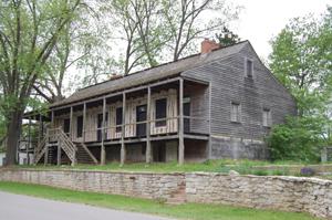 Janis-Ziegler House, Ste. Genevieve, Missouri