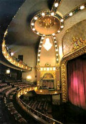 Landers Theater Interior