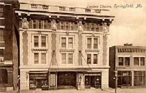 Landers Theater Springfield Missouri