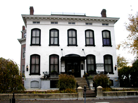 The Lemp Mansion, St. Louis, Missouri