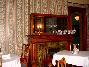 Lemp Mansion Dining room