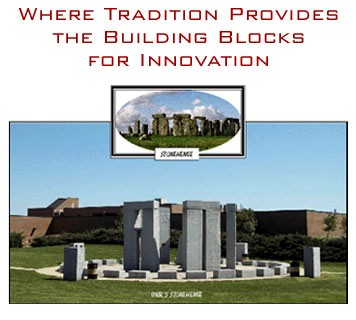 University of Missouri at Rolla Stonehenge