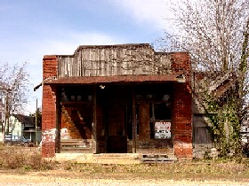 Phillipsburg, Missouri old building