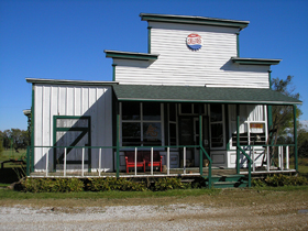 General Store, Red Oak II, Missouri