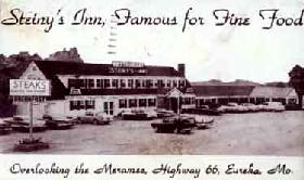 Steiny's Inn, Eureka, Missouri