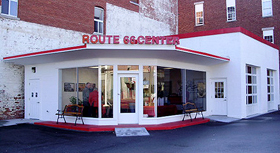 Route 66 Center, Webb City, Missouri