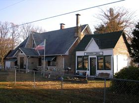 Bourbon Lodge