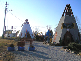 Indian Harvest Trading Post