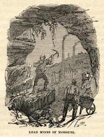 Missouri lead mining