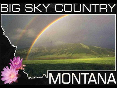 montana the big sky state