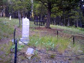 Elkhorn, Montana Cemetery