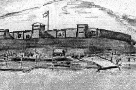 Fort Peck drawing