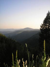 Garnet Range, Montana