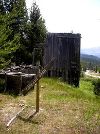 Company Barn, Granite, Montana