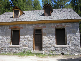 Superintendent's House, Granite, Montana