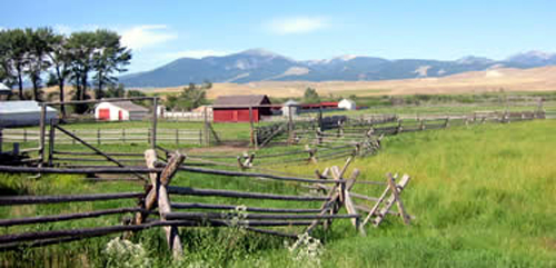 Granville Stuart Montana Pioneer Hero