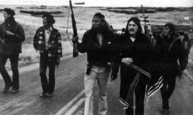 American Indian Movement, 1973.