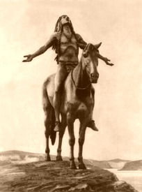 Appeal to the Great Spirit, by the John Drescher Co, 1921