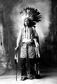 Arapaho Chief, 1898