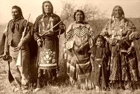 Bannock Indians