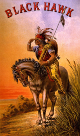 Black Hawk, Sac & fox Chief