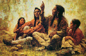 Cherokee Legends