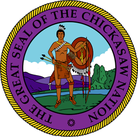 Chickasaw Indian Seal