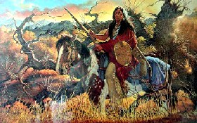 Crazy Horse, Sacred Warrior
