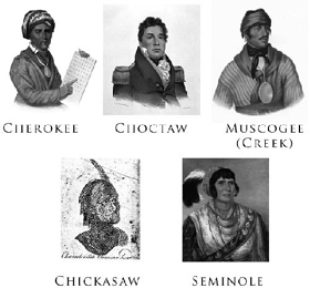 Five Civilized Tribes