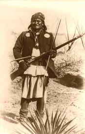 Geronimo, 1886