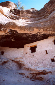 Gila Cliff Dwelling, New Mexico