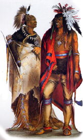 Irriquois Indians