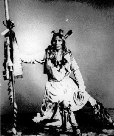 Chief Little Crow, 1862