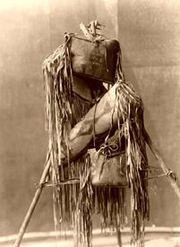 Native American Medicine Bags