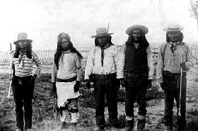 Mojave Indians
