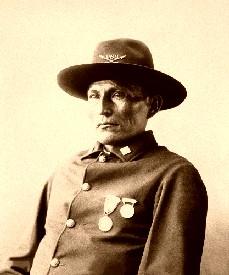 Naiche, Chiricahua Apache Chief