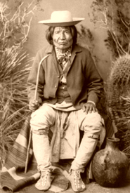 Apache War Leader, Nana