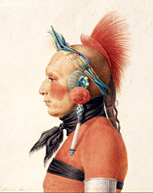Osage Warrior