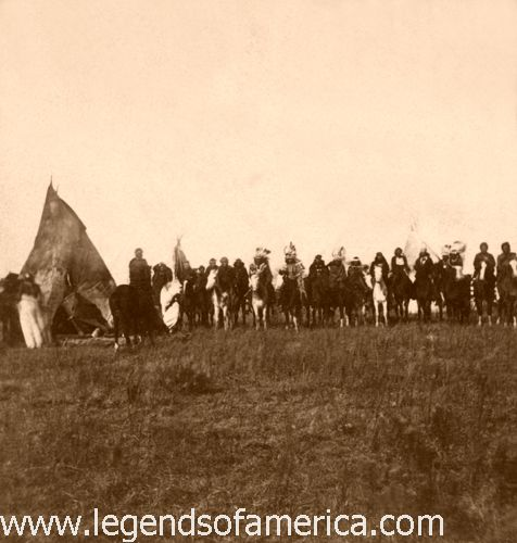 The Pawnee Indian Tribe - Farmers on the Plains